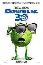 12.19.12 - Monster's, Inc. 3-D