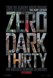 12.19.12 - Zero Dark Thirty