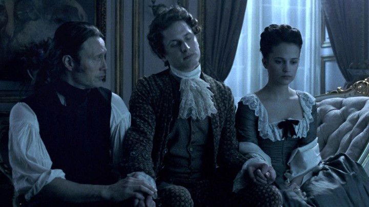 A Royal Affair - The Three