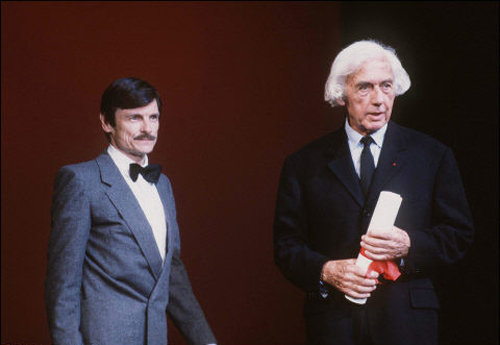 Tarkovsky and Robert Bresson at Cannes