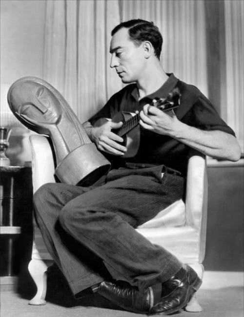 Buster Keaton - Ukelel