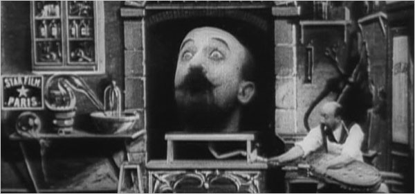 'The Man with the Rubber Head' (1901)