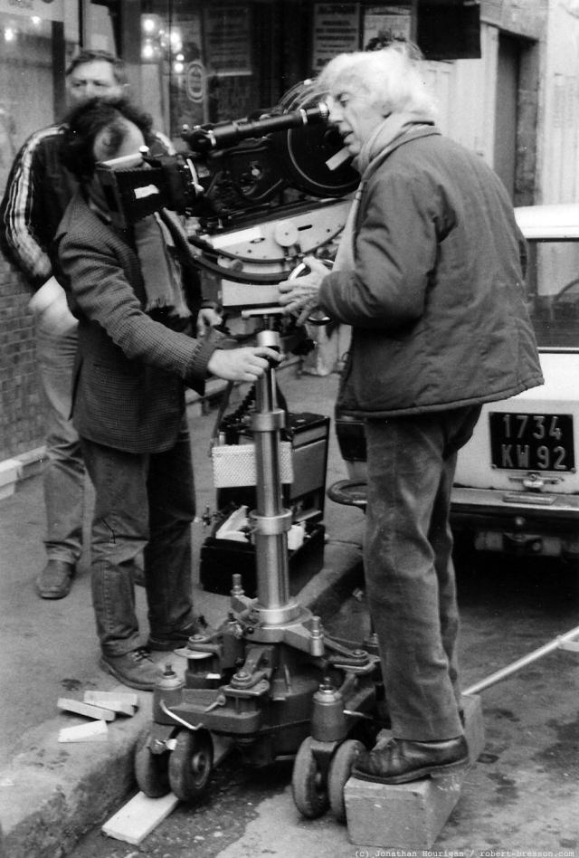 Shooting L'Argent (1983)
