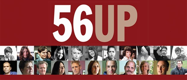 56 Up - Poster