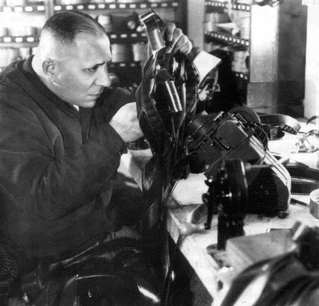 Erich Von Stroheim - Celluloid