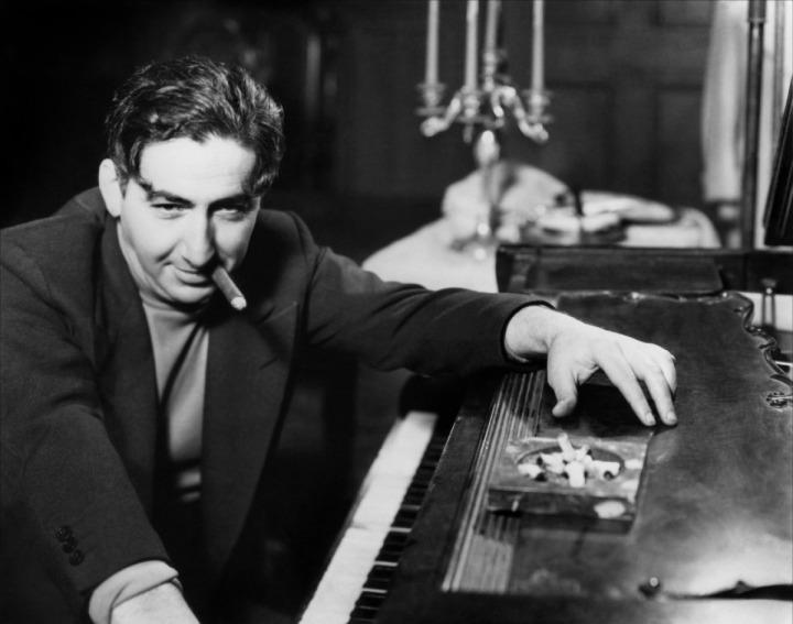 Ernst Lubitsch - Piano