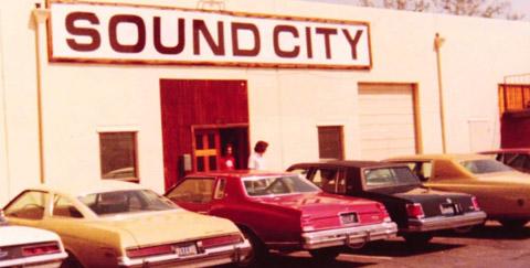 Sound City - Vintage