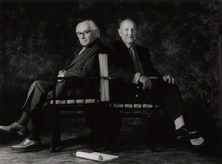 Emeric Pressburger & Michael Powell
