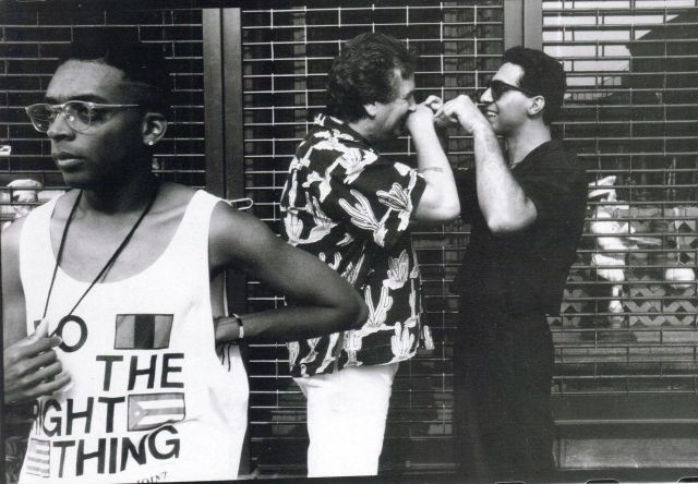Spike Lee, Danny Aiello & John Turturro Making 'Do The Right Thing' (1989)