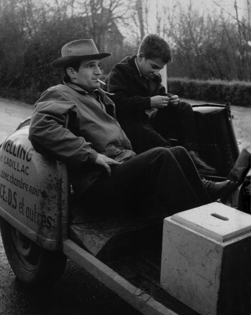 Francois Truffaut - 400 Blows