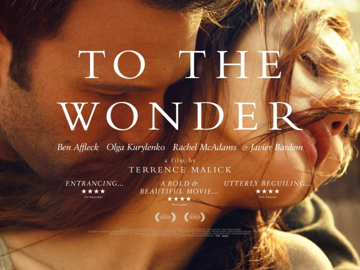To The Wonder - Poster