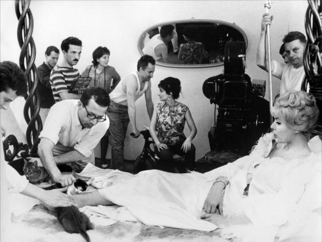 Agnes Varda - Makes a Movie