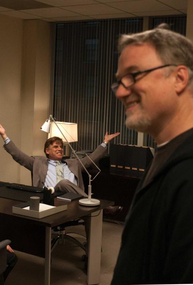Aaron Sorkin & Fincher 'The Social Network' (2010)