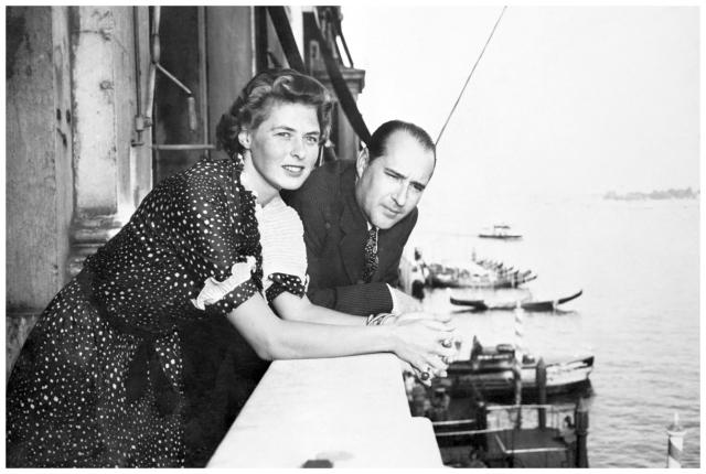 Roberto Rossellini - Ingrid Bergman Grand Hotel