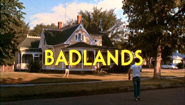 Badlands - Title