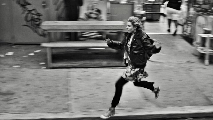 Frances Ha - Dancing