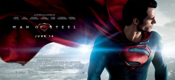 Man of Steel - Banner