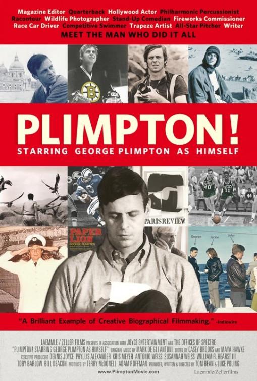 Plimpton - Poster