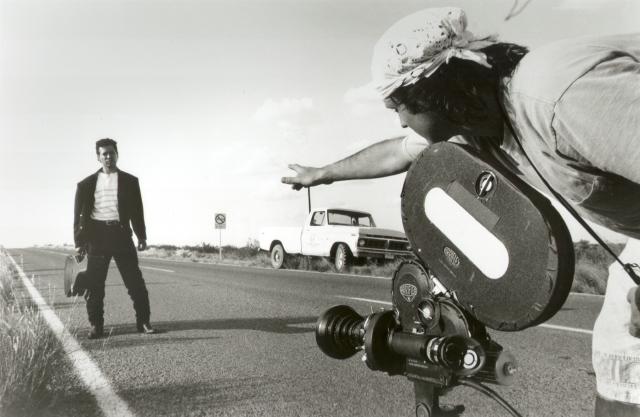 "Carlos Gallardo & Rodriguez making 'El mariachi"" (1992)"