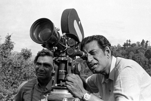 Satyajit Ray - Camera