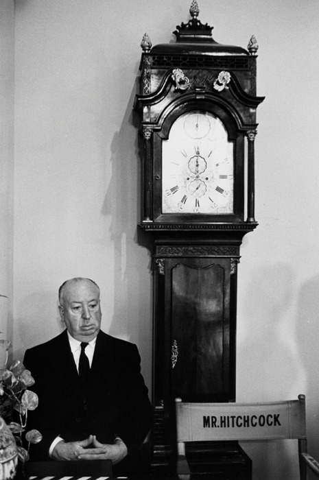 Alfred Hitchcock - Director's Chair