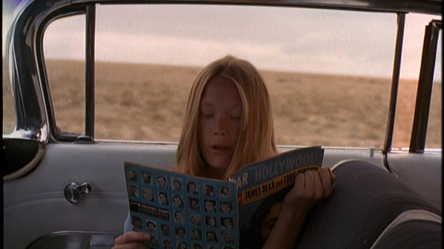 Badlands - Holly Reads a Mag