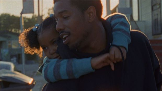 Fruitvale Station - Father & Daughter