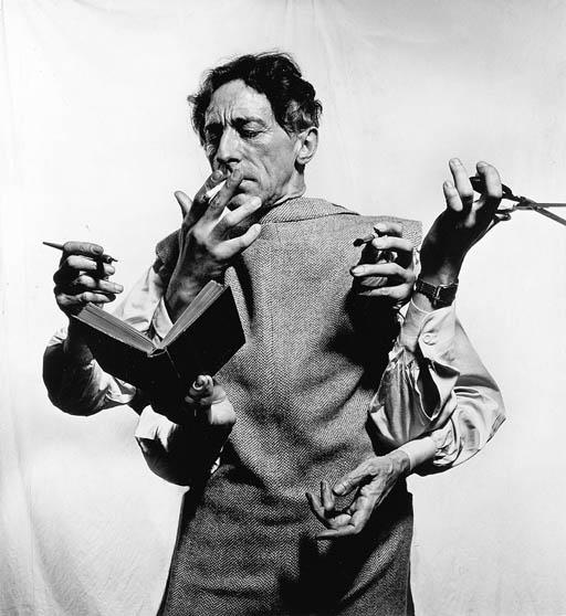 Jean Cocteau - Hands