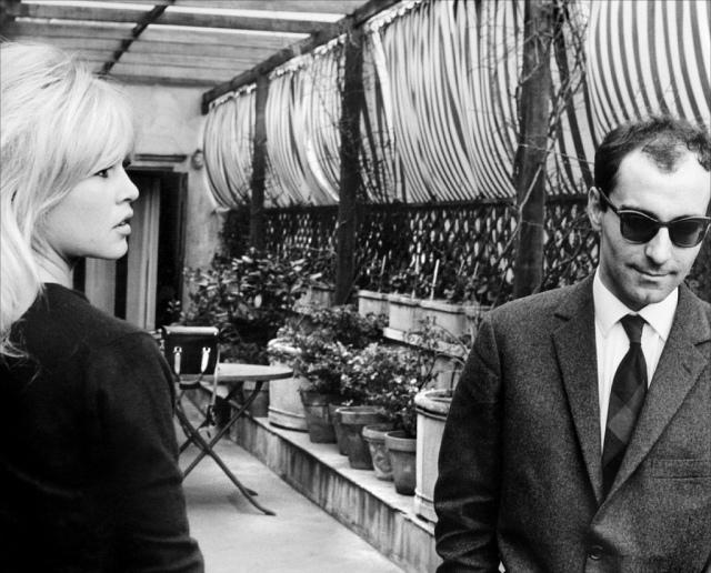 Jean-Luc Godard - Bridgette Bardot