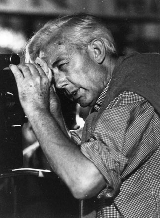 Robert Bresson - Shooting
