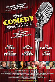 07.31.13 - When Comedy Went to School