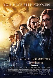 08.21.13 - The Mortal Instruments City of Bones