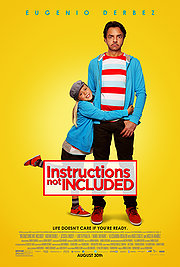 08.30.13 - Instructions Not Included