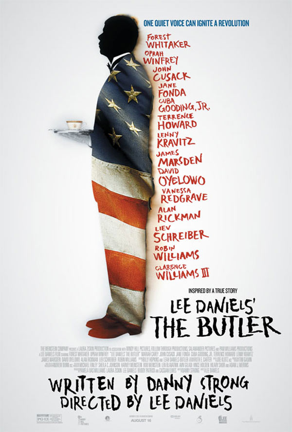 Lee Daniels' The Butler - Poster