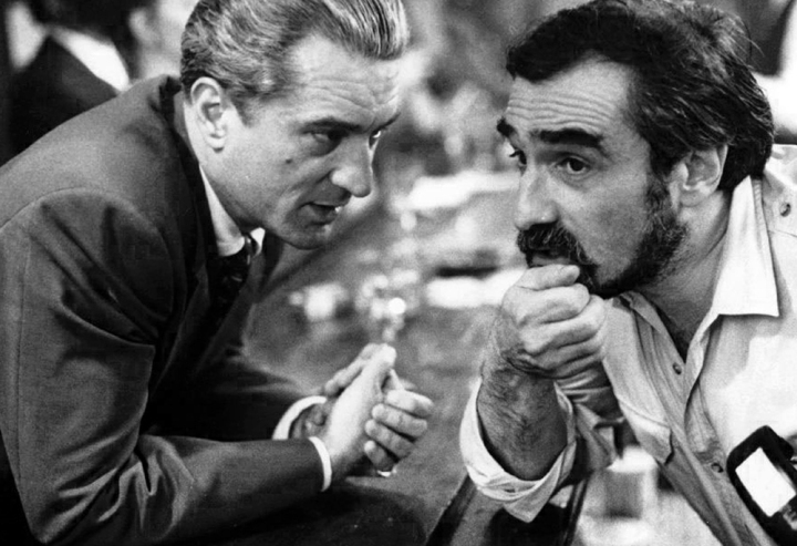 De Niro & Scorsese 'Goodfellas' (1990)