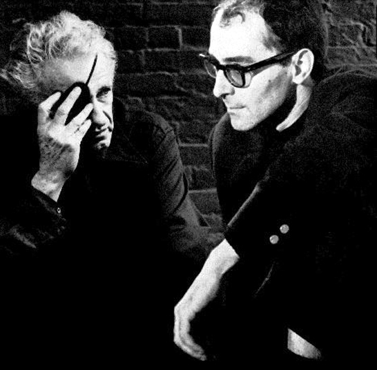 Nicholas Ray - Jean Luc Godard