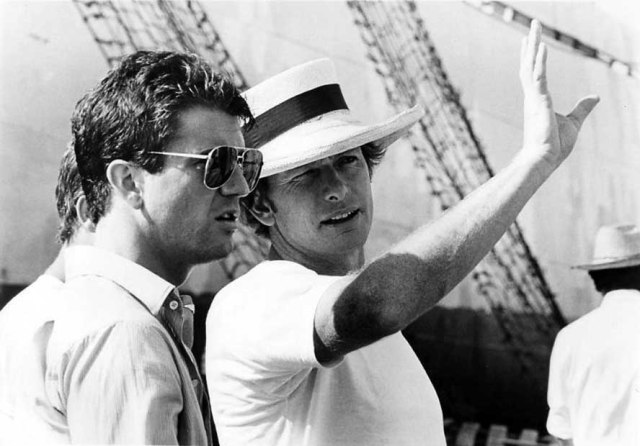 Mel Gibson & Weir 'The Year of Living Dangerously' (1982)