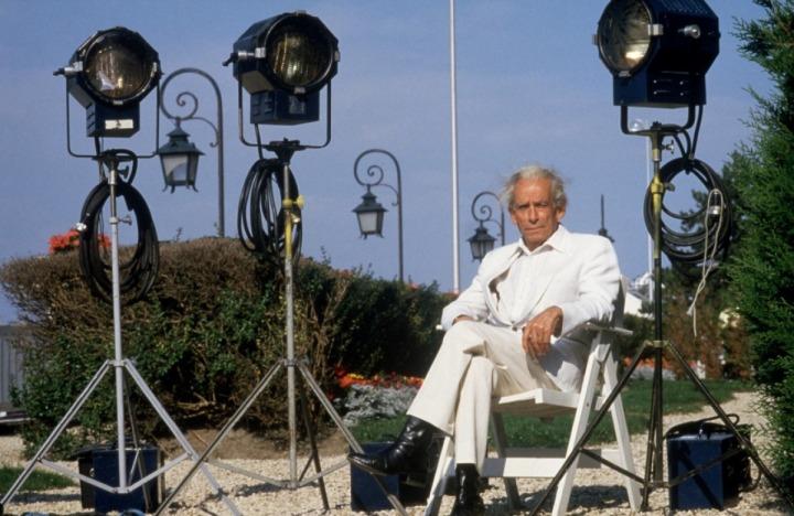 Samuel Fuller - Director's Chair