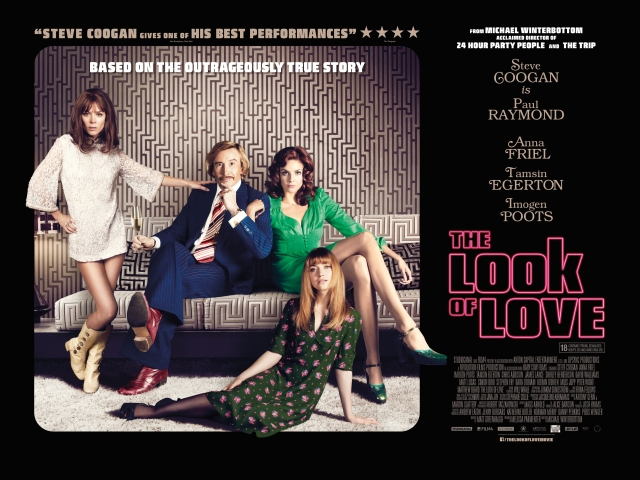 The Look of Love - Poster