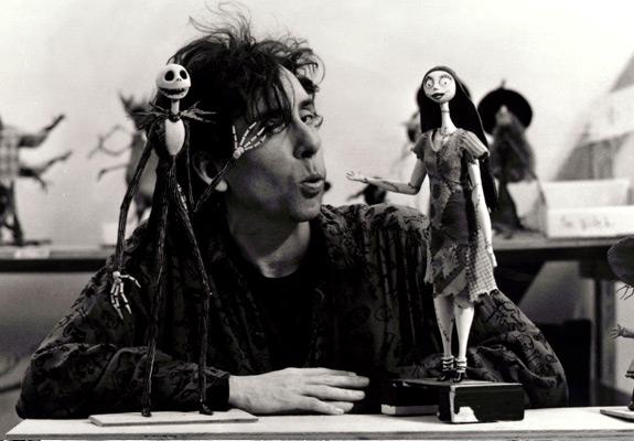Tim Burton - Nightmare Before Christmas