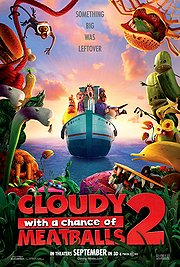 09.27.13 - Cloudy With a Chance of Meatballs 2