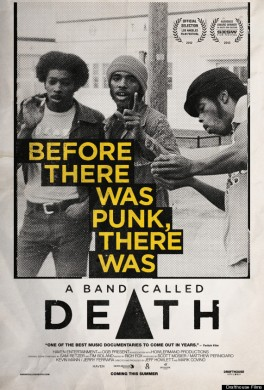 A Band Called Death - Poster