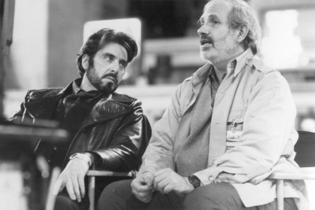 Al Pacino & Brian DePalma 'Carlito's Way' (1993)