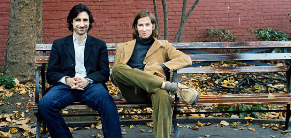 Baumbach & Wes Anderson