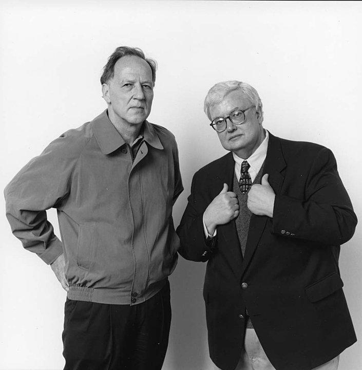 Wener Herzog - Roger Ebert