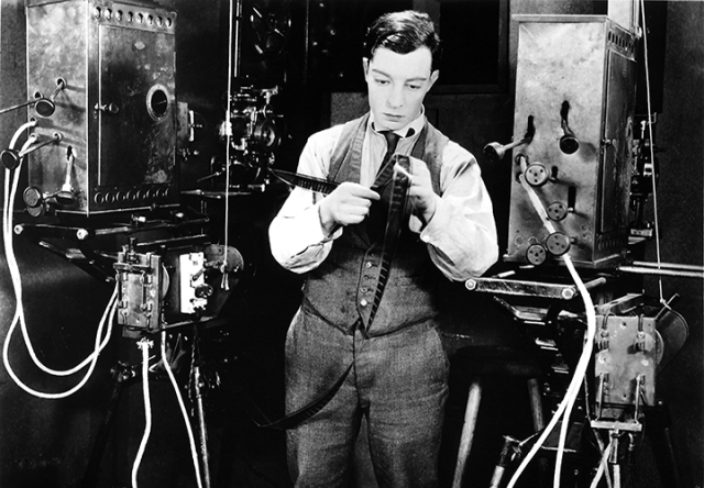 'Sherlock Jr.' (1924)