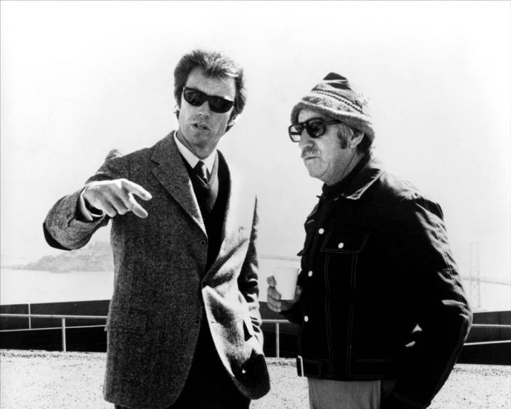 Clint Eastwood & Don Siegel 'Dirty Harry' (1971)