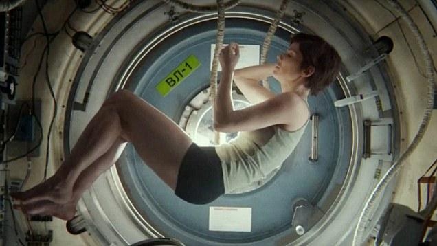 Gravity - Fetal Position