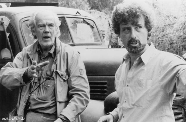 Sven Nykvist & Philip Kaufman 'The Unbearable Lightness of Being' (1988)