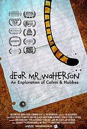 11.15.13 - Dear Mr. Watterson